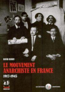 Le mouvement anarchiste en France